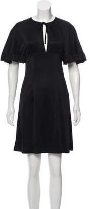 Versus Short Sleeve Mini Dress
