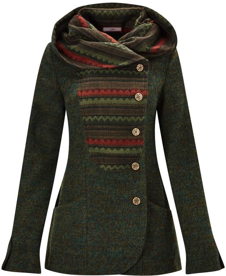 Perfectly Peruvian Coat