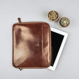 Maxwell Scott Bags Leather Case For iPad Air2 And iPad Pro. 'The Luzzi'