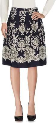 Samantha Sung Knee length skirts