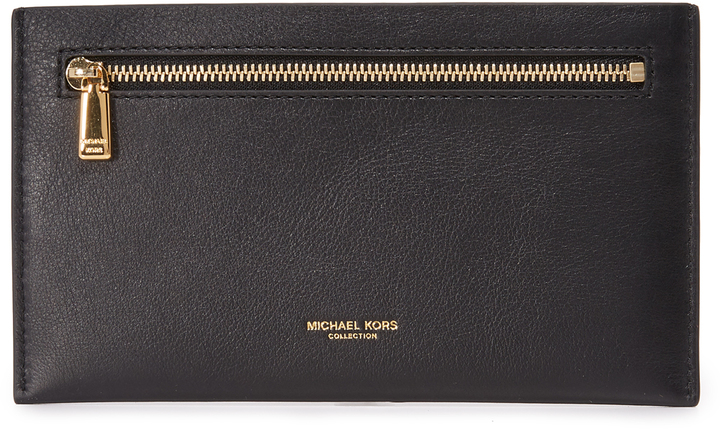 MICHAEL Michael KorsMichael Kors Collection Large Zip Card Case