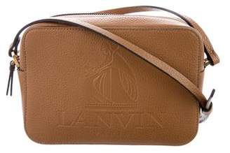 Lanvin Nomad Camera Leather Crossbody Bag