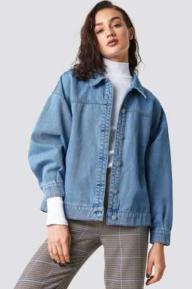Olsen Astrid X Na Kd Denim Jacket Blue