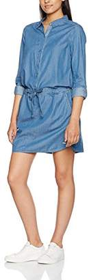 bd171282932a8 ... Tom Tailor Women s Soft Chambray Dress,(Size  ...
