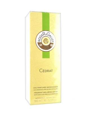 Roger & Gallet Cedrat Perfume by for Women. Eau Fraiche Parfume / Fresh Fragrant Water Spray 3.3 Oz / 100 Ml ( Citron ).