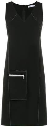 DAY Birger et Mikkelsen Mara Mac zip-pocket straight dress