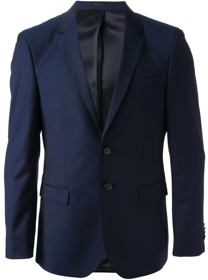 HUGO BOSS slim cut suit