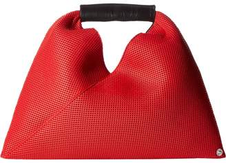 MM6 MAISON MARGIELA Wide Mesh Hobo Hobo Handbags