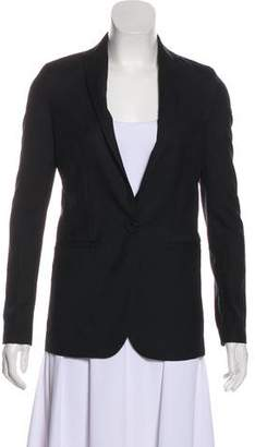 Karl Lagerfeld by Structured Wool Blazer w/ Tags