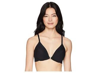 Yummie Wireless Racerback Bra Front Closure