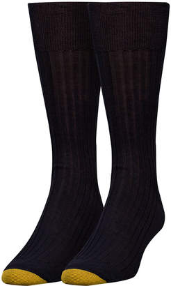 Gold Toe Men's Ribbed Dress Socks