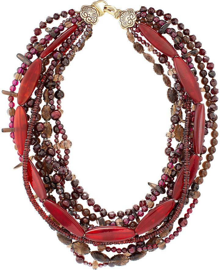 Stephen Dweck Multi-Strand Necklace