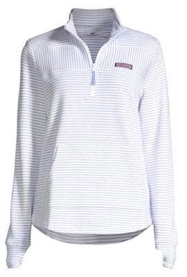 Vineyard Vines Relaxed Stripe Pullover