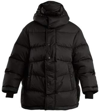 Balenciaga New Swing Quilted Jacket - Womens - Black