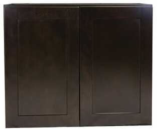 """Design House Brookings Fully Assembled Shaker Kitchen 36"""" x 24"""" Wall Cabinet Design House"""