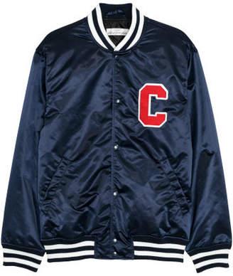 H&M Nylon Baseball Jacket - Blue