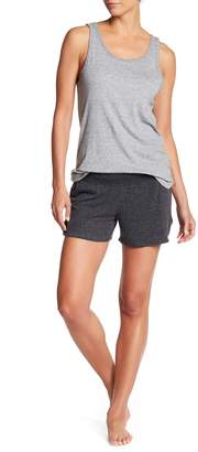 Free Press Smocked Dolphin Hem Shorts