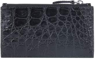 Nancy Gonzalez Crocodile Zip Card Holder