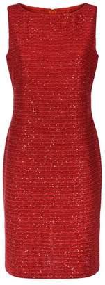St. John Sequin Embellished Sienna Dress
