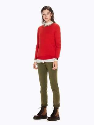 Scotch & Soda Basic Rib Knitted Pullover