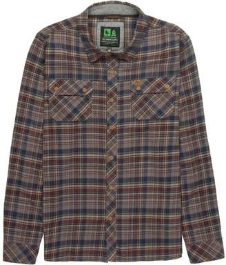Hippy-Tree Hippy Tree Lobos Flannel - Men's