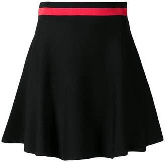 Pinko mini skater skirt