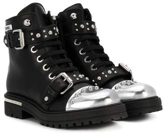 Am66 studded military boots