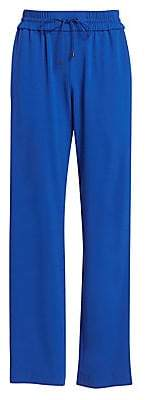 Kenzo Women's Satin Track Pants