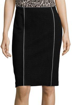 Nanette Lepore Serenade Pencil Skirt $248 thestylecure.com