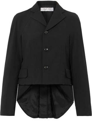 Comme des Garcons Wool Jacket - Black