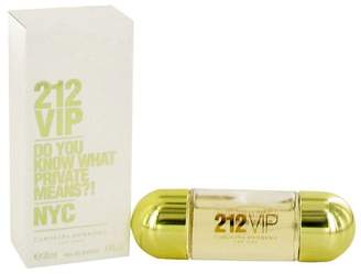 Carolina Herrera 212 Vip by Eau De Parfum Spray 1 oz