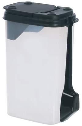"Buddeez 1.6qt Bag-In Coffee Dispenser with Scoop, 8.5"" x 5.25"" x 3.75"""