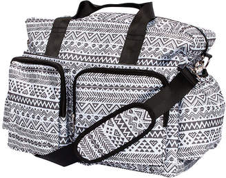 Trend Lab TREND LAB, LLC Aztec Deluxe Duffel Diaper Bag