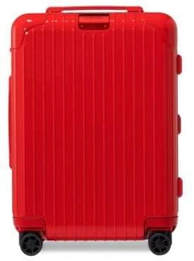 Rimowa (リモワ) - Rimowa Rimowa Men's Essential 53 Cabin Multiwheel Suitcase - Matte Black