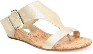 Donald J Pliner Doli Wedge Sandals Women's Shoes