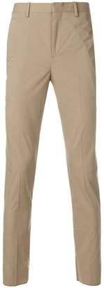Neil Barrett skinny tailored style trousers
