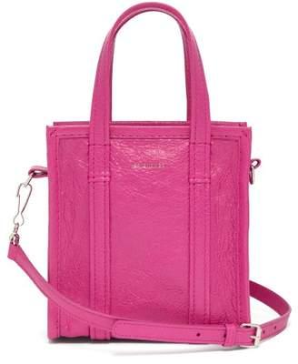 Balenciaga Bazar Shopper Xxs - Womens - Pink