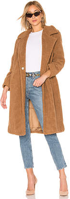 J.o.a. Teddy Coat