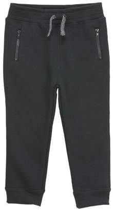 No Retreat Boys' Jogger Pants With Zipper Pockets and Drawstring