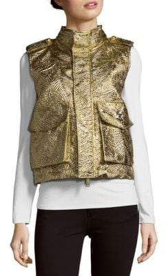 DSQUARED2 Metallic Vest