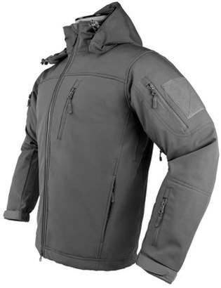 NcStar Trekker Jacket Extra Large, Urban Gray, Polyester Outside, Micro Fleece Inside