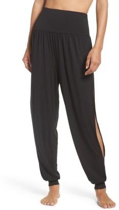 Women's Alo Intention Split Side Pants $98 thestylecure.com