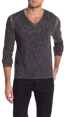 John Varvatos V-Neck Knit Sweater