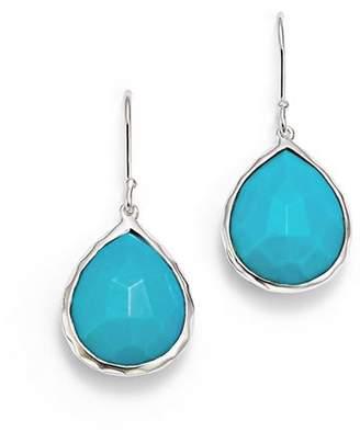 Ippolita Small Turquoise Teardrop Earrings