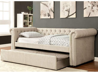 A&J Homes Studio Leona Daybed with Trundle