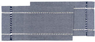 Now Designs Tangier Knotted Cotton Table Runner
