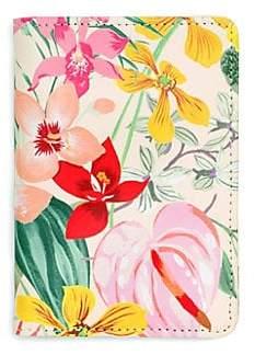 ban.do Paradiso Floral Passport Holder
