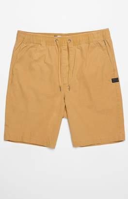 Billabong Larry Layback Drawstring Shorts