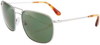 Prada Aviator Metal Sunglasses
