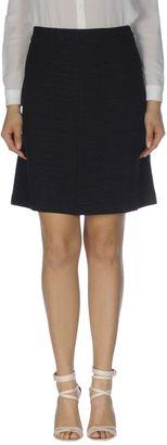 BOSS BLACK Knee length skirts $146 thestylecure.com